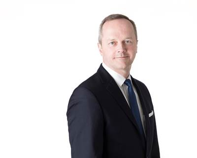 Jens F. Grüner-Hegge is the new CFO at Stolt-Nielsen (Photo: Stolt-Nielsen)