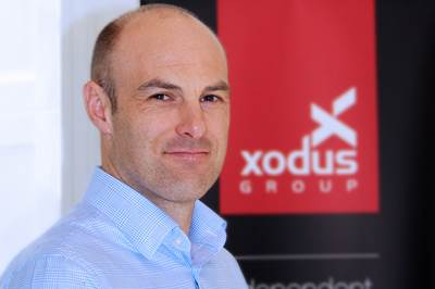 Simon Allison (Photo: Xodus Group)
