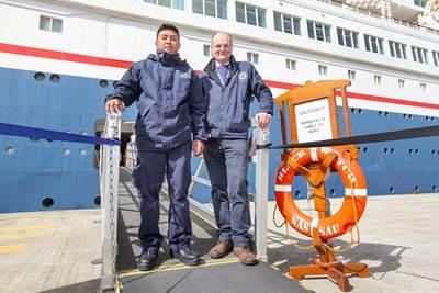 Photo courtesy of Liverpool Seafarers Centre