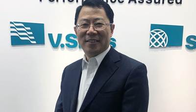 Junshan Zou (Photo: V.Group)