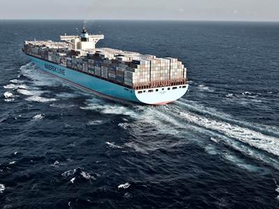 (Photo: A.P. Moller-Maersk)