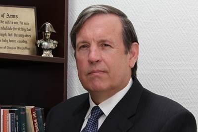 John R. Ballard, Ph.D., is the new Academic Dean and Provost of the U.S. Merchant Marine Academy (Photo: USMMA)