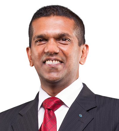 Ravi Edirisinghe, Director/Chief Executive Officer - GAC Sri Lanka (Photo: GAC)