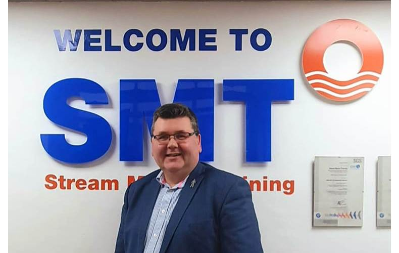 Martyn Thomas is the Chief of Staff at Stream Marine Training Ltd (SMT Ltd.)