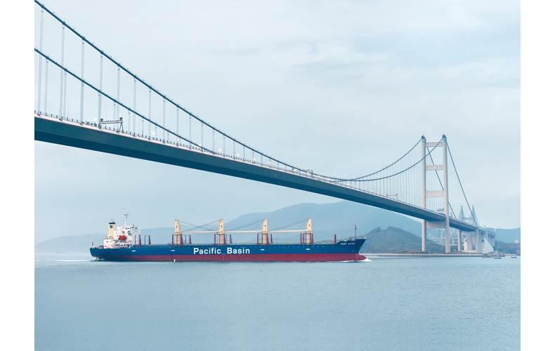 (Photo: Pacific Basin Shipping)