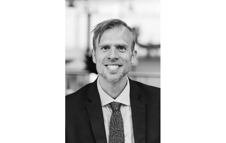 Peter Granqvist (Photo: Volvo Penta)