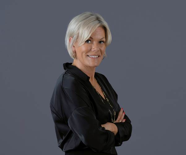 Ulla Nielsen, Managing Director of V.Ships, Germany. Photo courtesy V. Ships, Germany