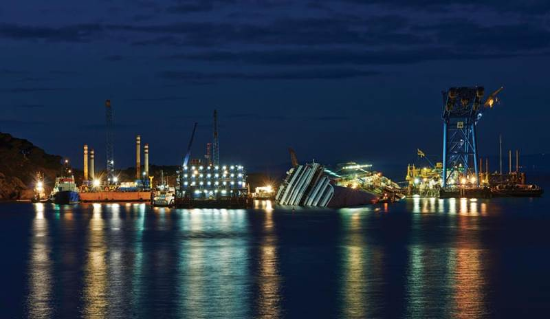 Crowley has diversified its operations in recent years, a move to broaden its holdings and smooth some of the traditional peaks and troughs inherent in the maritime market.  One move included the acquisition of Titan Salvage, a company that came to global prominence via its work to raise the ill-fated Costa Concordia.