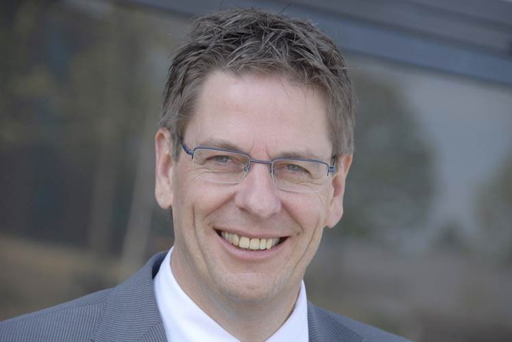 André Meijer (Photo courtesy of Huisman)