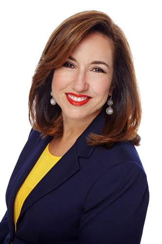 Christine Duffy is the first-ever female president of Carnival Cruise Line. (Photo: Carnival Corporation)
