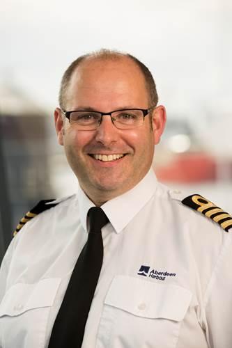 Jeff Gaskin (Photo: Aberdeen Harbor Board)