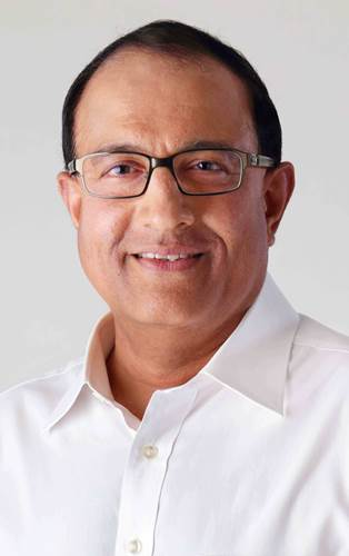 S. Iswaran (Photo: West Coast Town Council)