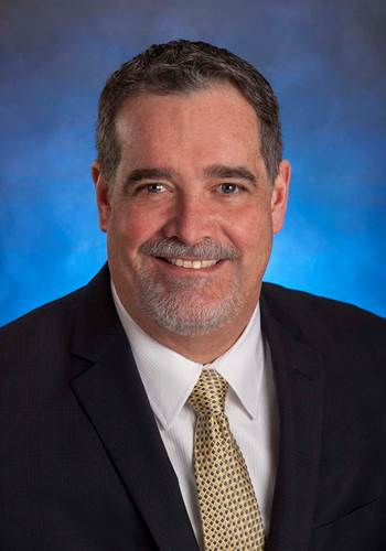 Andy Hale, Vice President – Program Delivery (Photo: Seaspan)