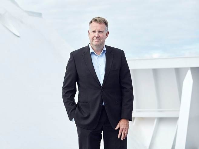 Henrik Holck (Photo: DFDS)
