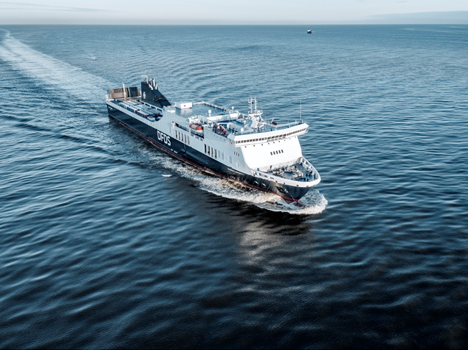 (Photo: DFDS)