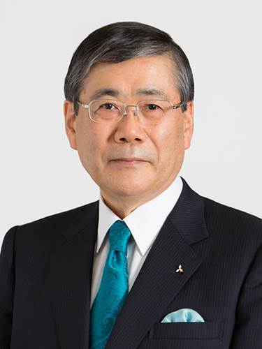 Current CEO Miyanaga will assume role of Chairman of the Board, while keeping oversight of MRJ development and fossil fuel power business, and strategic global alliances. Photo: MHI