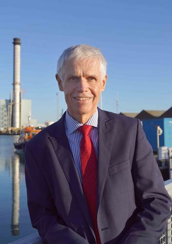 Alan Massey (Photo: Shoreham  Port)