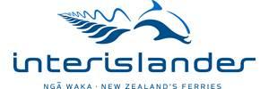 Kiwirail | Interislander Logo