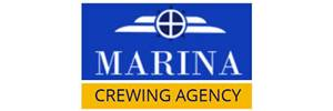 MARINA CREWING AGENCY Logo