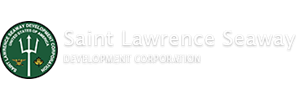St. Lawrence Seaway Development Corp. Logo