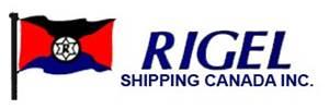 Rigel Shipping Canada Logo